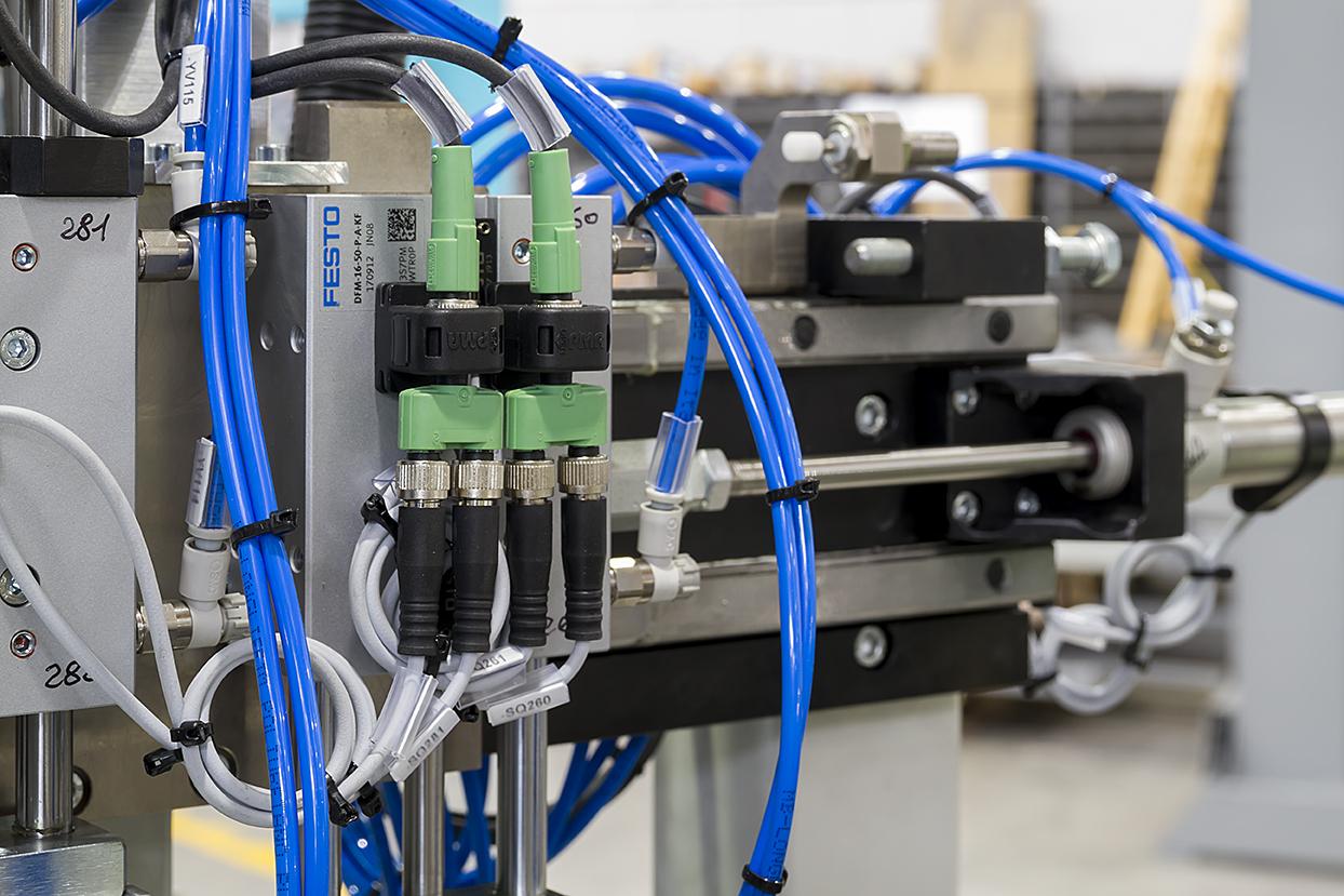 fotografo macchine industriali